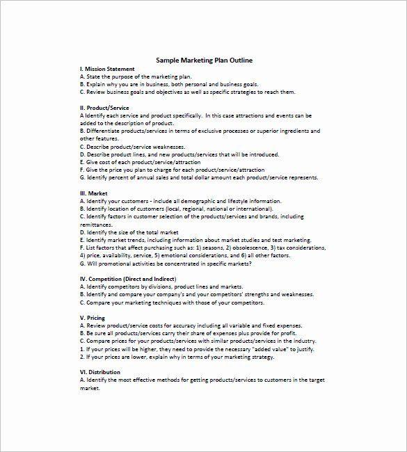 Nonprofit Marketing Plan Template In 2020 Marketing Plan