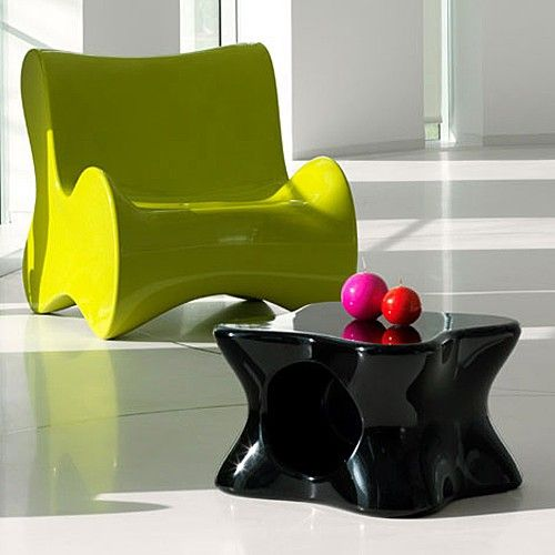 Beautiful Modern Furniture You Can Use Inside + Out. Indoor Outdoor FurniturePlastic  ...