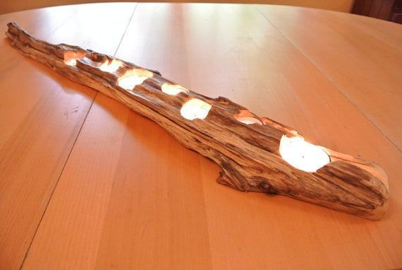 23 Wooden Candle Holders And Candle Holder Centerpiece Detai…