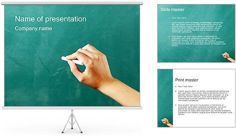 Writing on chalkboard powerpoint template fonts graphics free writing on chalkboard powerpoint template toneelgroepblik Images
