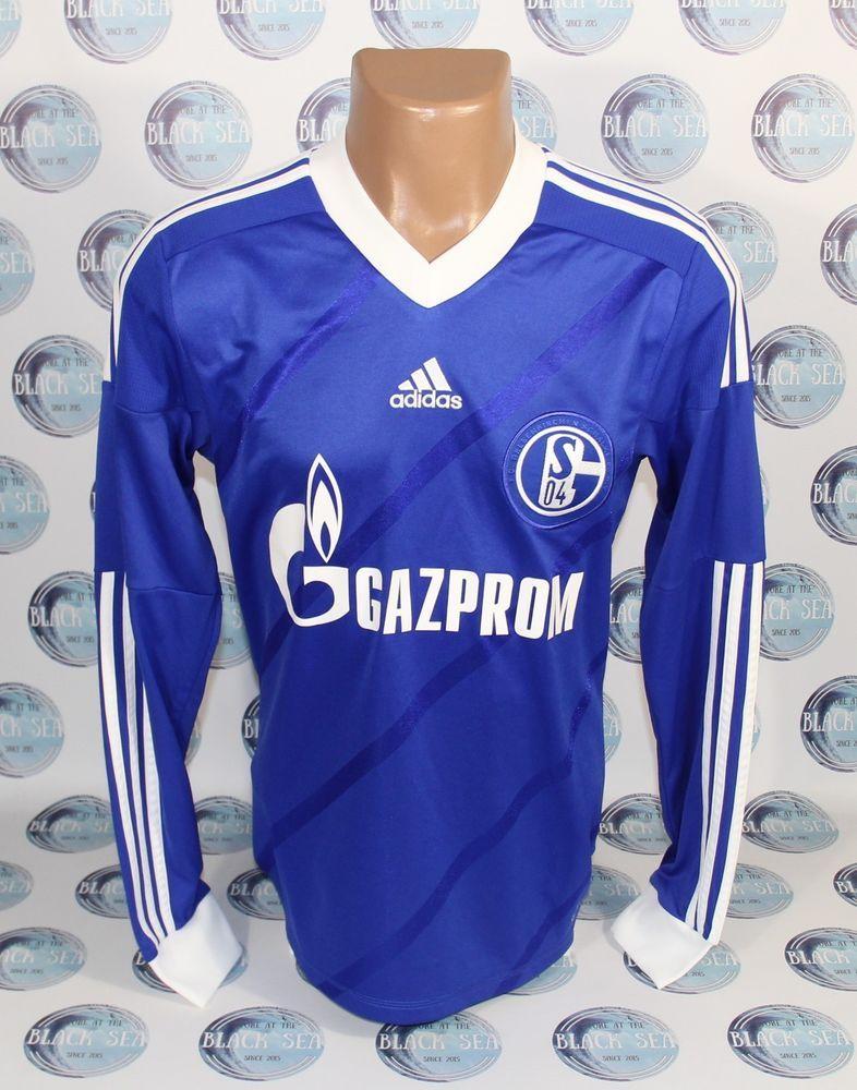 Bild: FC Schalke 04: adidas Home Trikot 201213