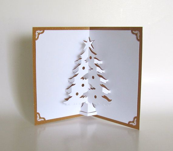 Christmas tree 3d pop up greeting card home dcor by boldfolds christmas tree 3d pop up greeting card home dcor by boldfolds m4hsunfo