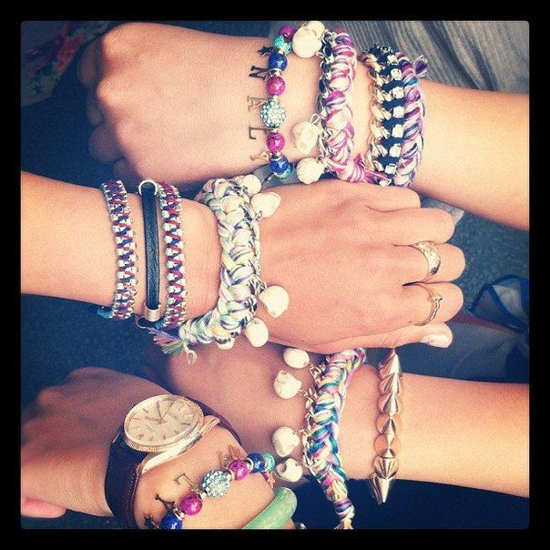 Fashion Shamballa bracelets summer 2012