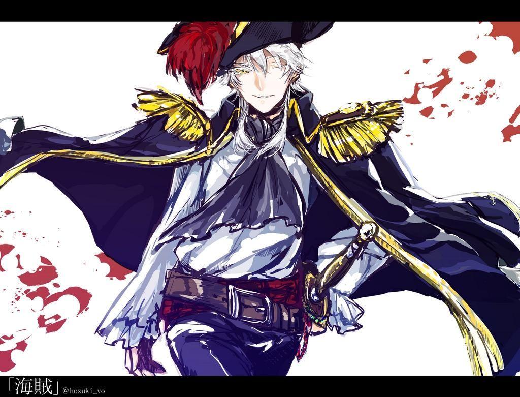 ほおずき on   海賊、絵描き、刀剣 乱舞