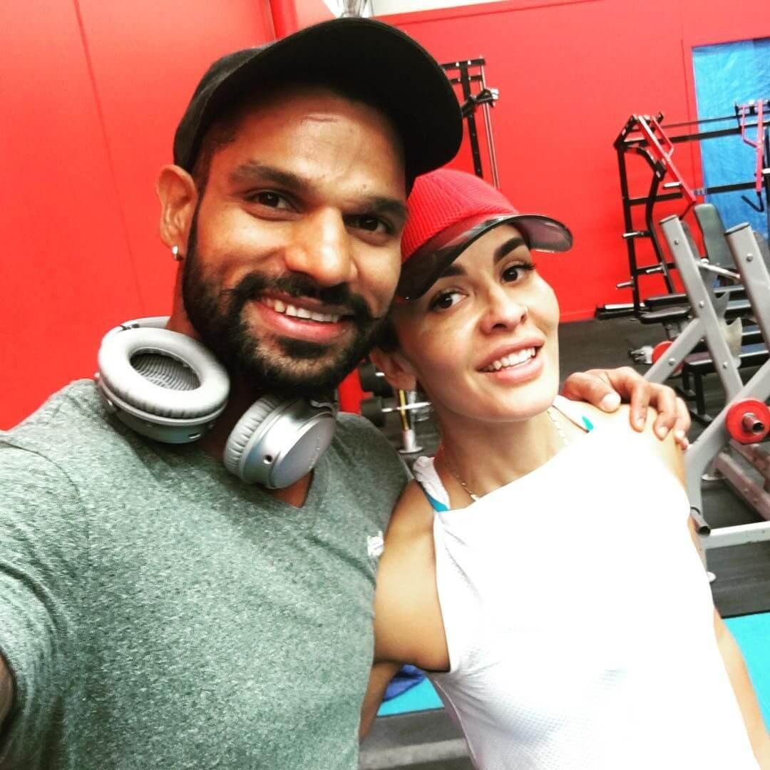 Shikhar Dhawan Wife, Injury, Photo(images), Family, Height