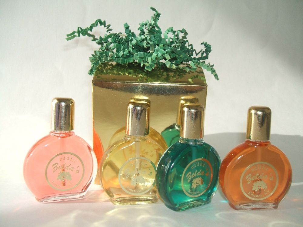 Details about Zelda's Pure Body Oils Egyptian Musk or Choice
