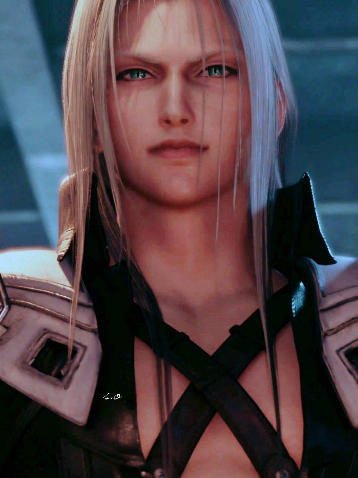 Sephiroth Ff7 Remake Final Fantasy Sephiroth Final Fantasy Characters Final Fantasy Vii Cloud