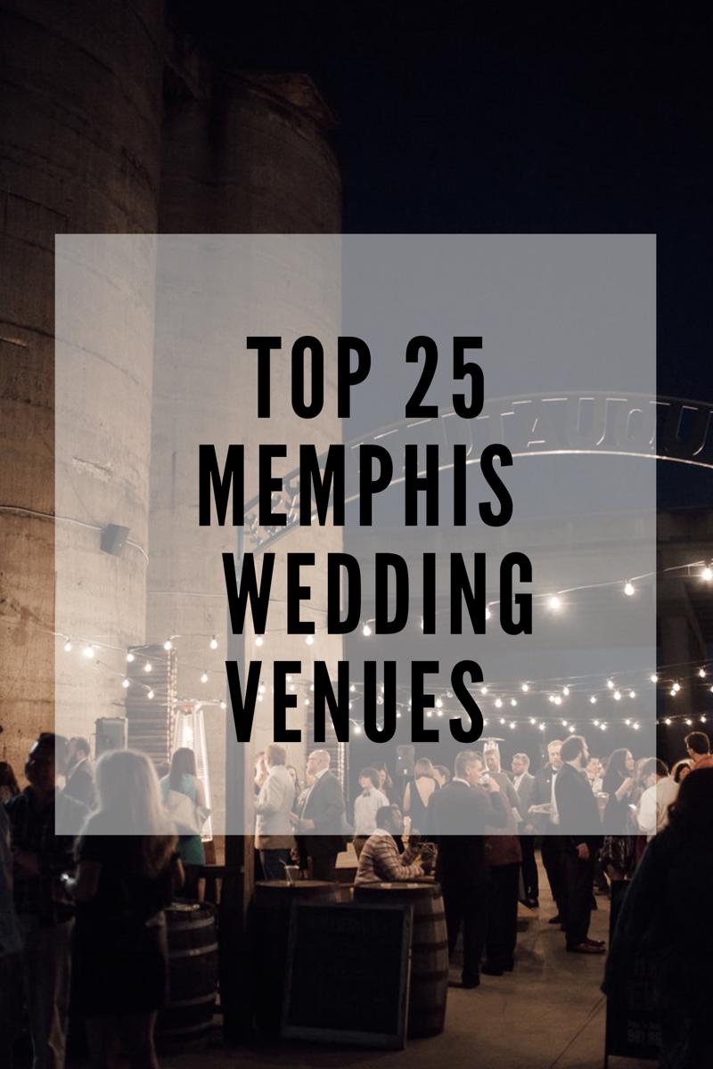Top 25 Memphis Wedding Venues in 2020 | Memphis wedding ...