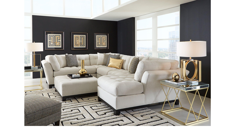 Living Room Sets - Cindy Crawford - Cindy Crawford Home ...