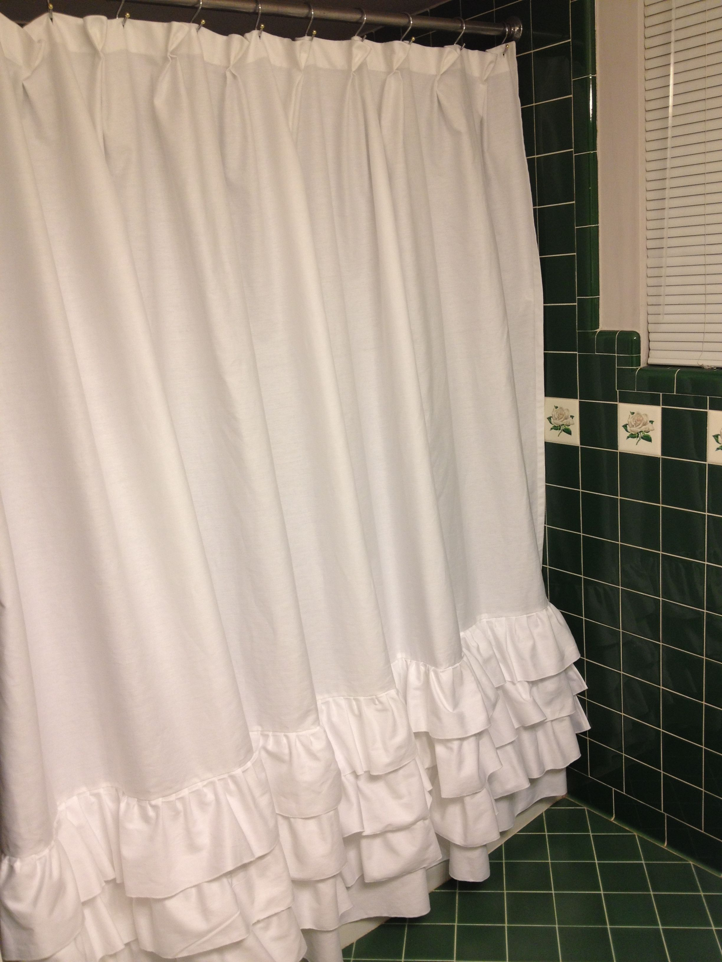 Black ruched shower curtain legalizecrew pinterest