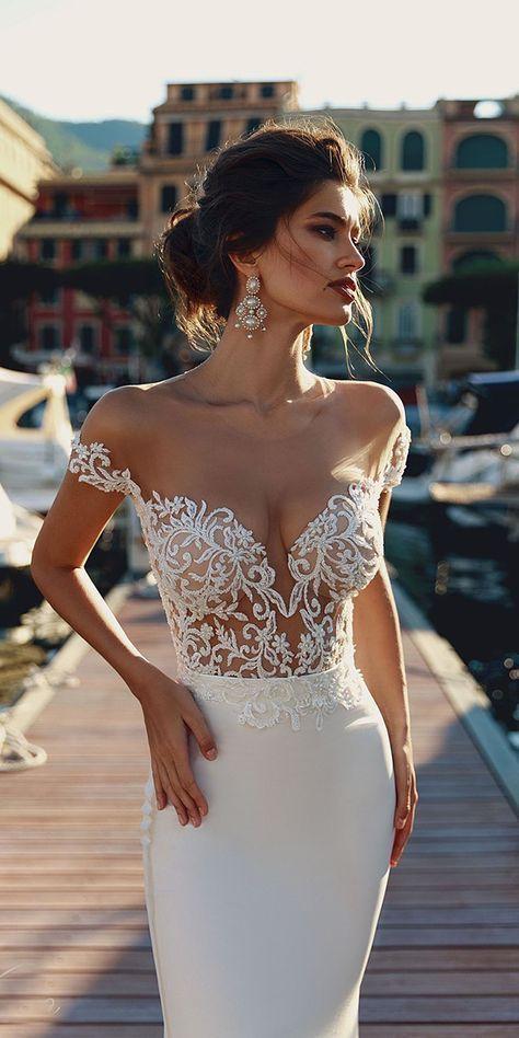 Fabulous Viero Wedding Dresses To Admire You