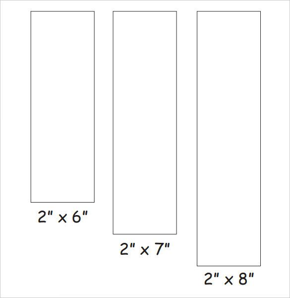Blank bookmark template 135 free psd ai eps word pdf format blank bookmark template 135 free psd ai eps word pdf maxwellsz