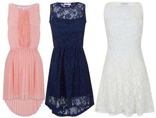 Vestidos para fiestas de casamiento de dia