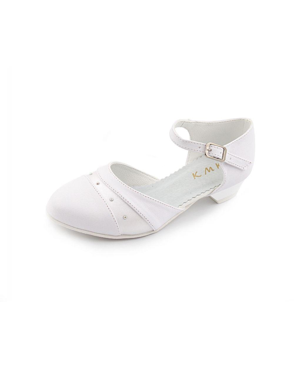 Buty Komunijne Dla Dziewczynki Communion Shoes For Girl Sklep Online Baby Shoes Shoes Flats