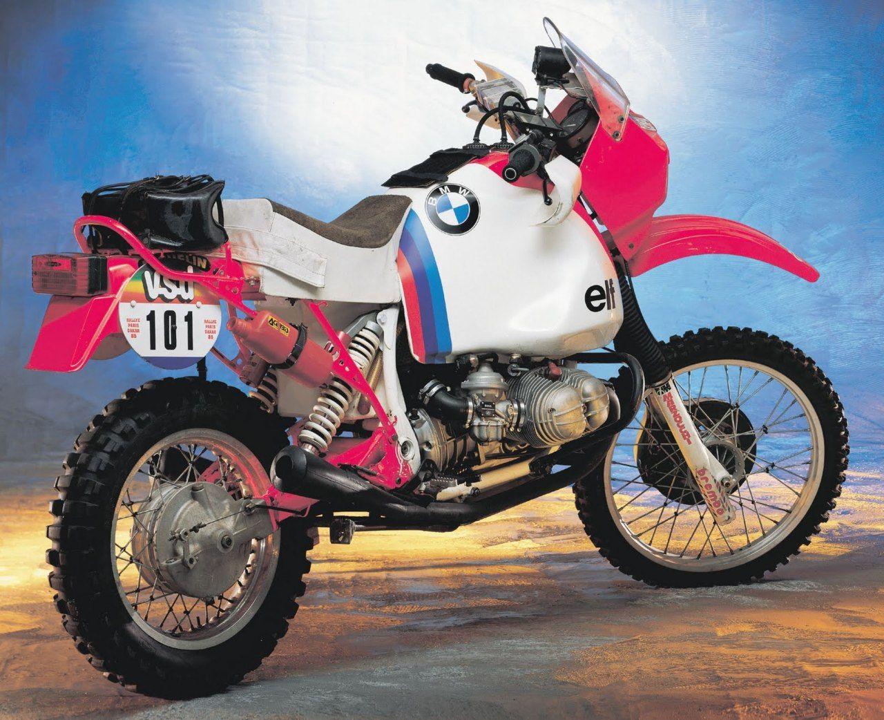Gmail bmw theme - Vintage Race Paris Dakar Bmw
