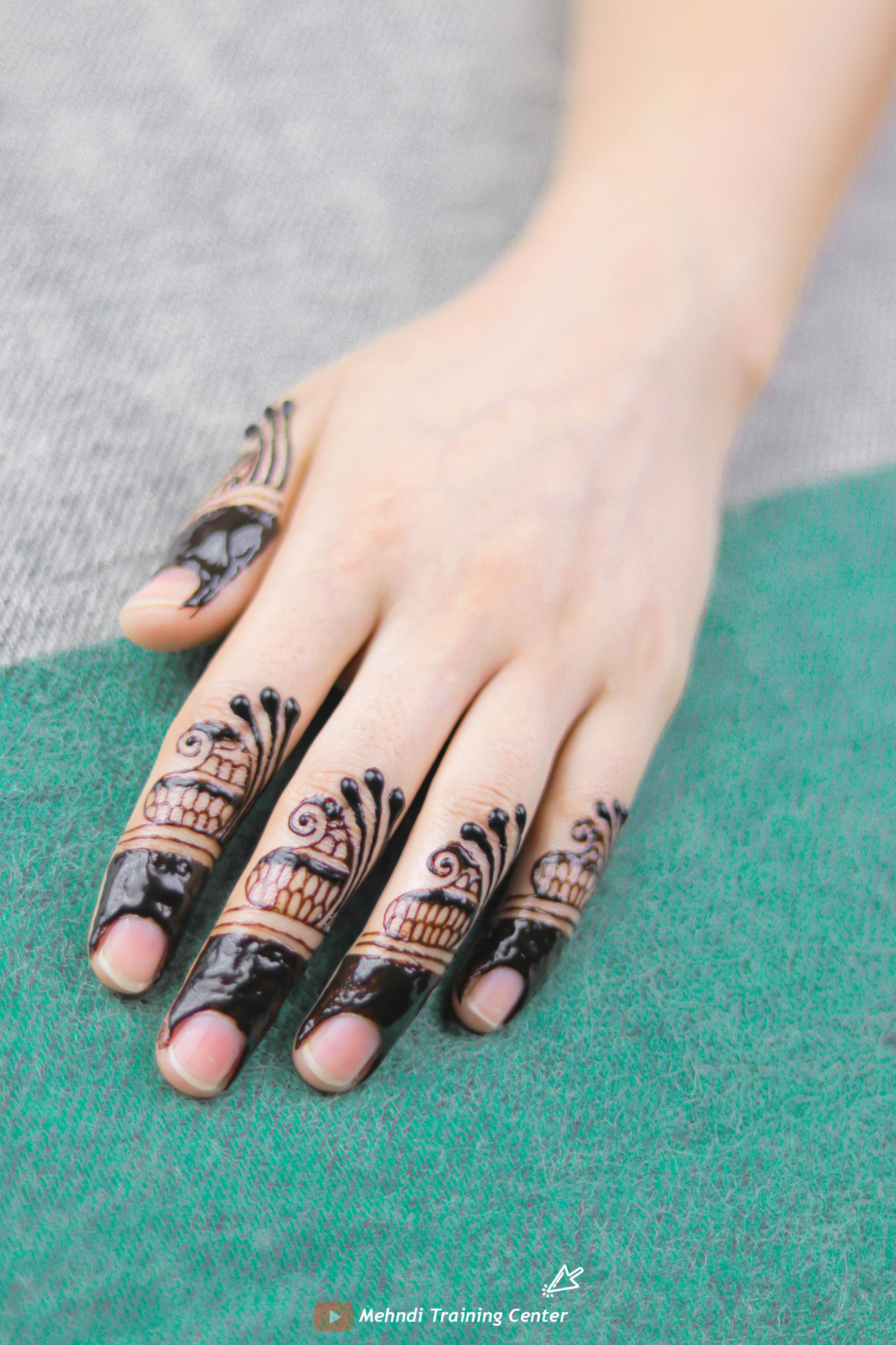 Most Beautiful Simple Finger Mehndi Design For Eid Eid Mehndi Video Eid Ke Liye Mehndi Design Mehndi Designs For Fingers Eid Mehndi Designs Mehndi Video