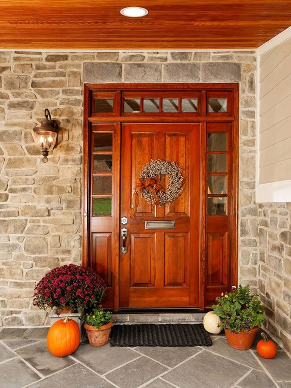 23 Designs To Choose From When Deciding On A Front Door Home