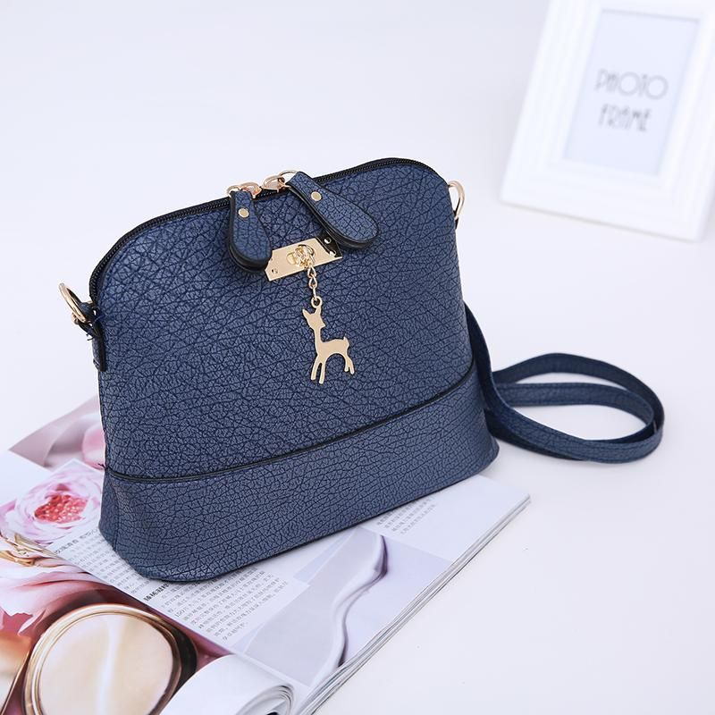 ab9d053b18bca HOT SALE!2018 Women Messenger Bags Fashion Mini Bag With Deer Toy Shell  Shape Bag Women Shoulder Bags handbag | The Absolute Shop