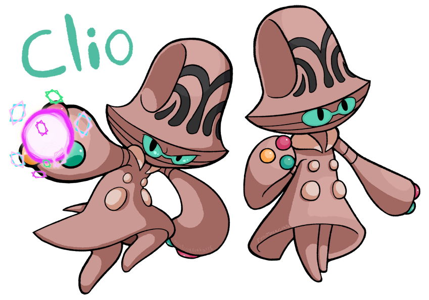 Psmd Clio Bio Clio Pokemon All Pokemon