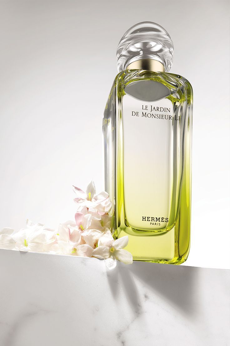 The essence of the garden in one bottle. #Hermes. #SaksGlamGardens