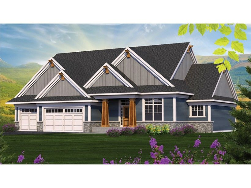 floor plan aflfpw77584 is a beautiful 2154 square foot ranch home