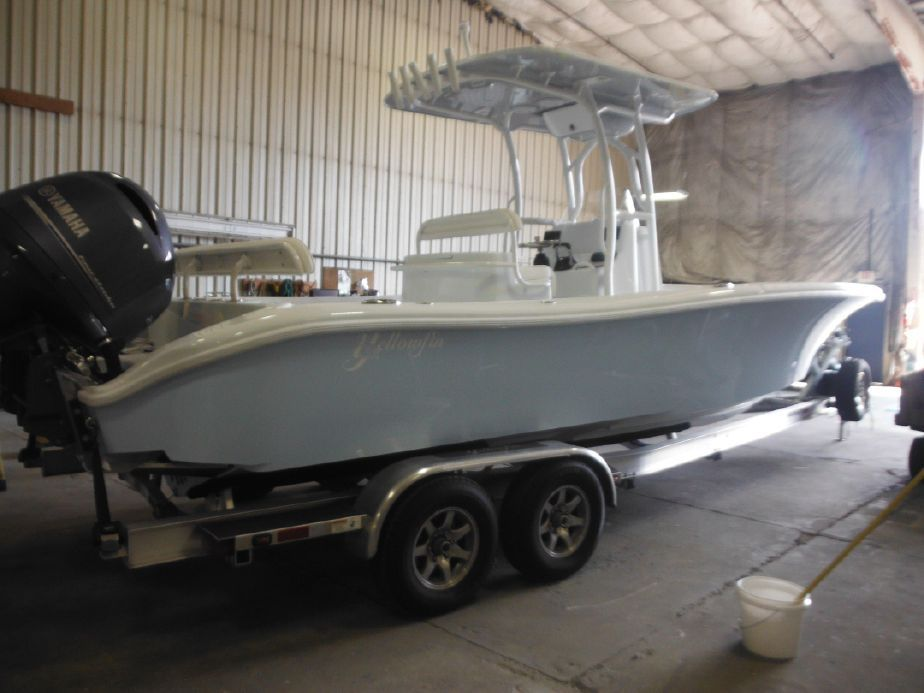 2016 Yellowfin 26 Center Console Power Boat For Sale Www