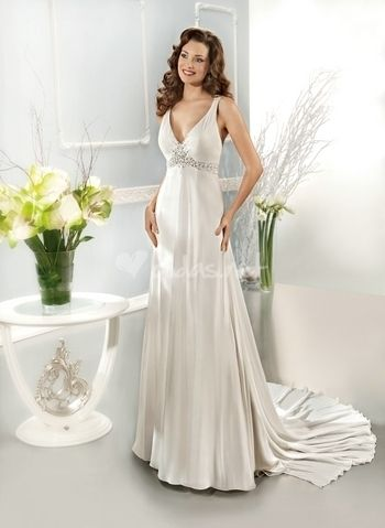 25 looks ideales para novias maduras | estilo | wedding dress