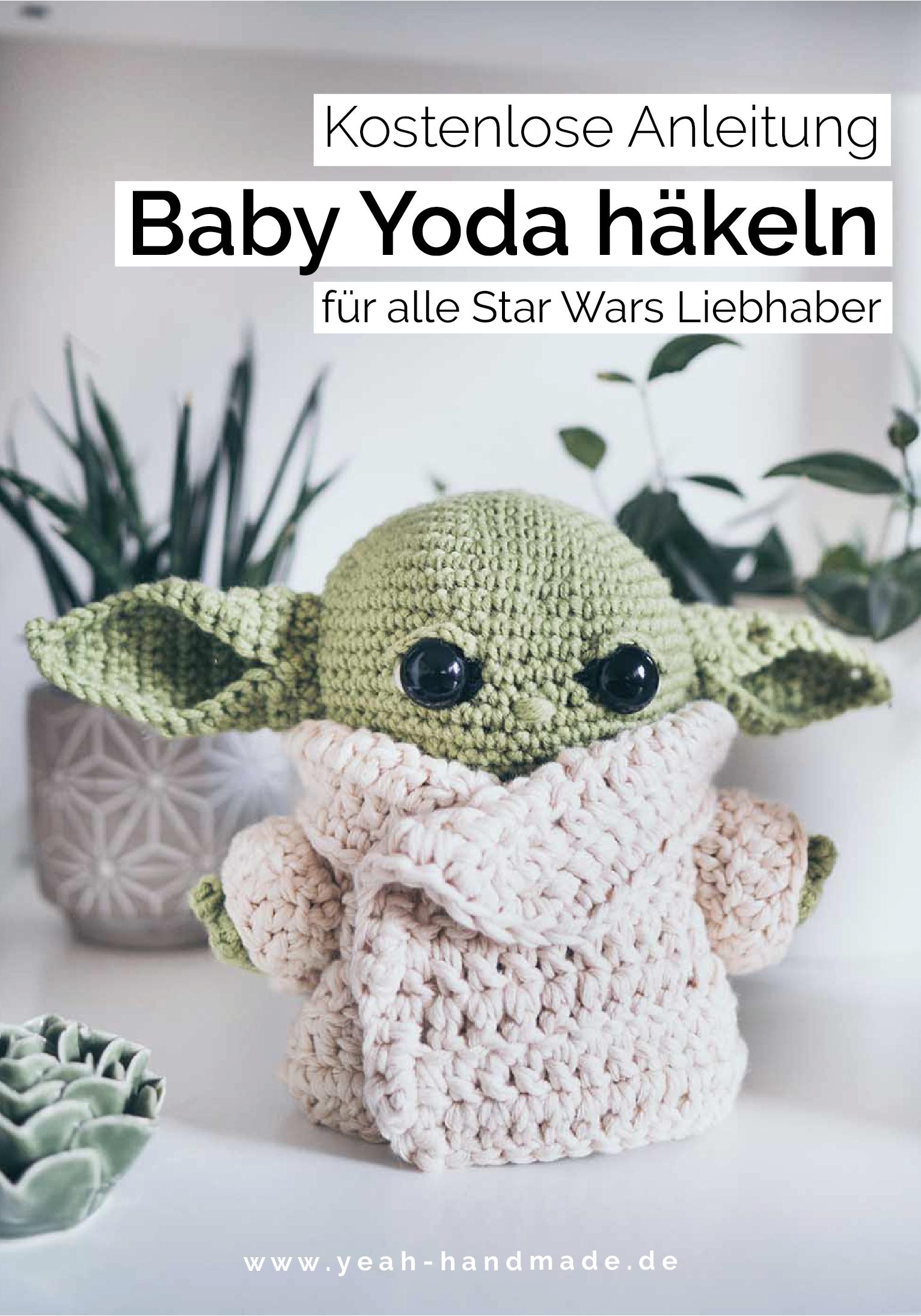 Photo of DIY Baby Yoda häkeln – kostenlose Anleitung