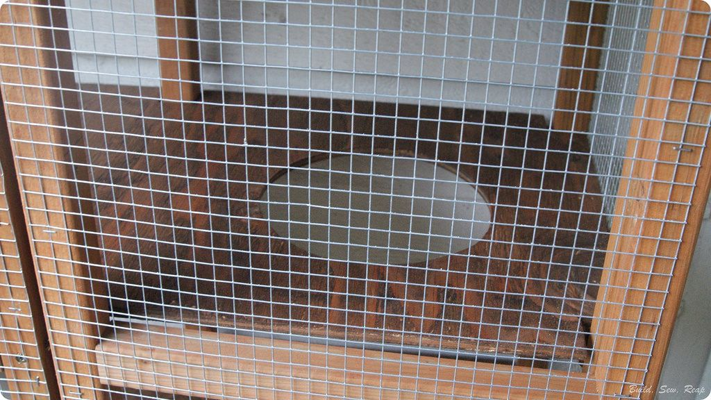 The Catio Catio, Cat enclosure