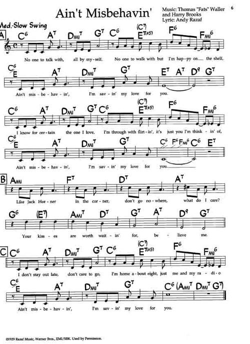 Large Archive Of Jazz Charts Free Music Theory Guitar Sheet Music Piano Music