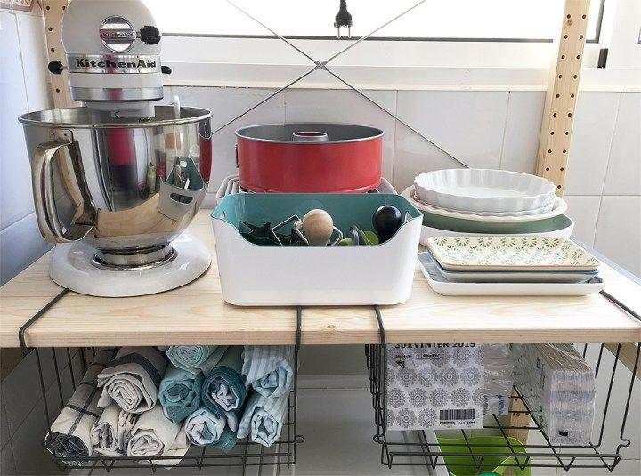 Ikea cocinas – No es magia. Es orden. #TodoEnOrden   Cocina ...