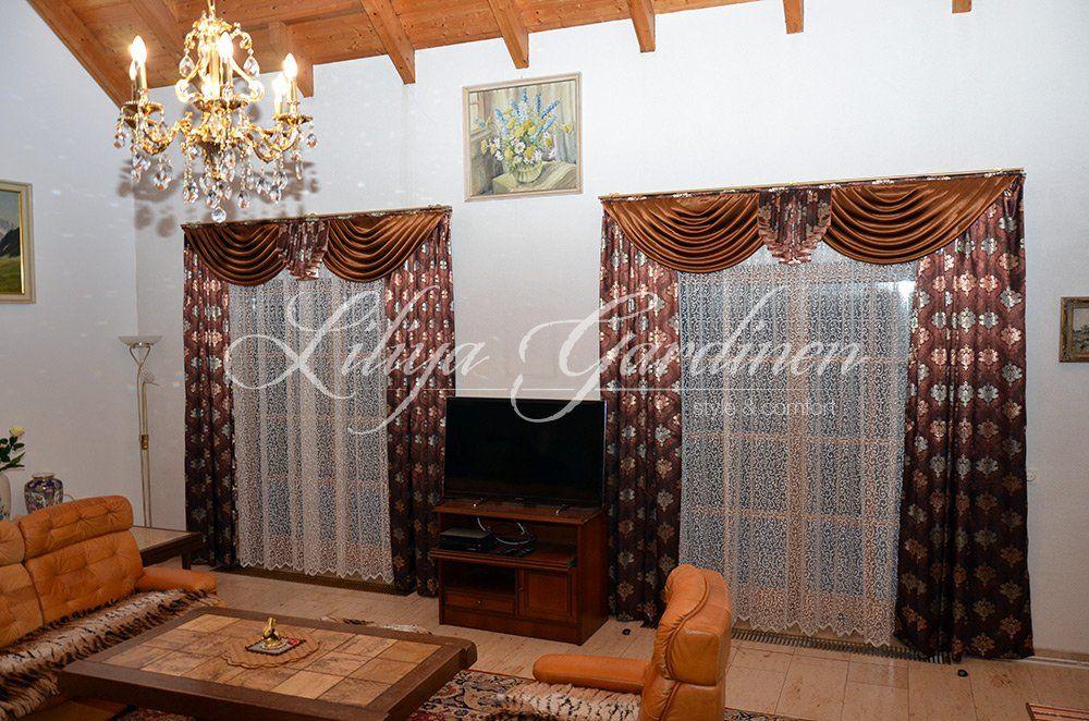 Wohnzimmer Gardinen nach Maß kaufen Master decor, Home