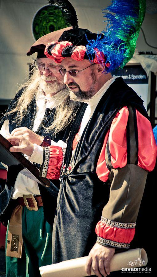 Gautschfest an der HTWK Leipzig 2012 - caveomedia