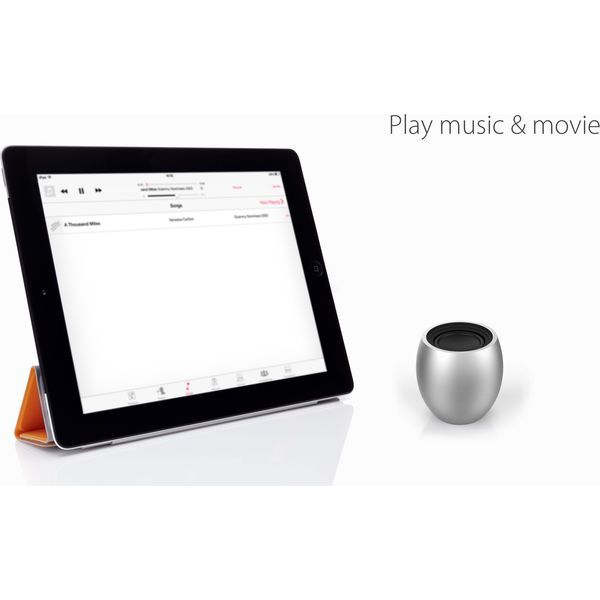Printed Xstream Bluetooth Speaker