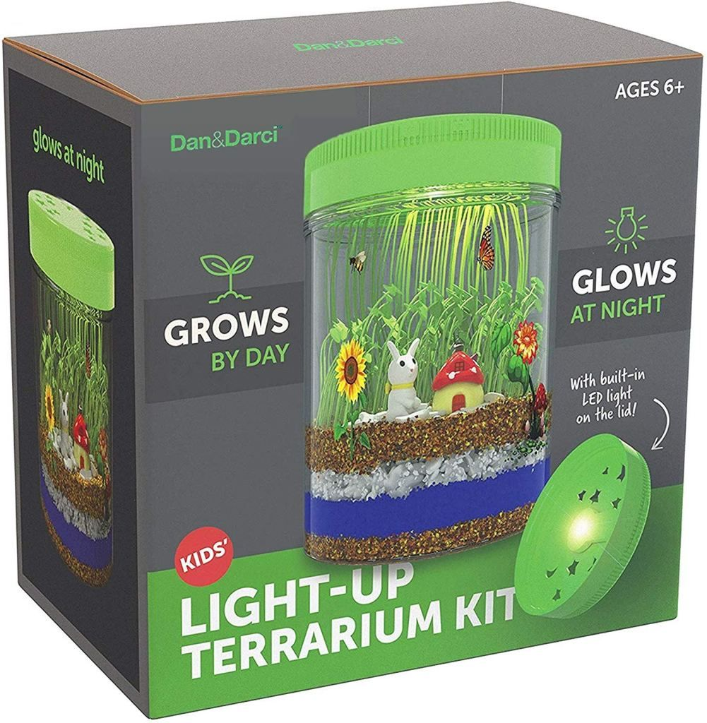 Best Unique Gifts For School Aged Kids Terrariums Kits Kits For Kids Gifts For Kids