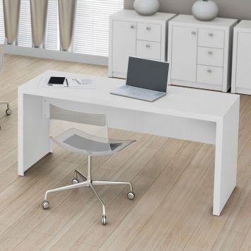 Mesa para Escritório Tecno Mobili - Branco