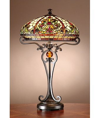 Modern Lamps For A Brighter Home | Tiffany table lamps