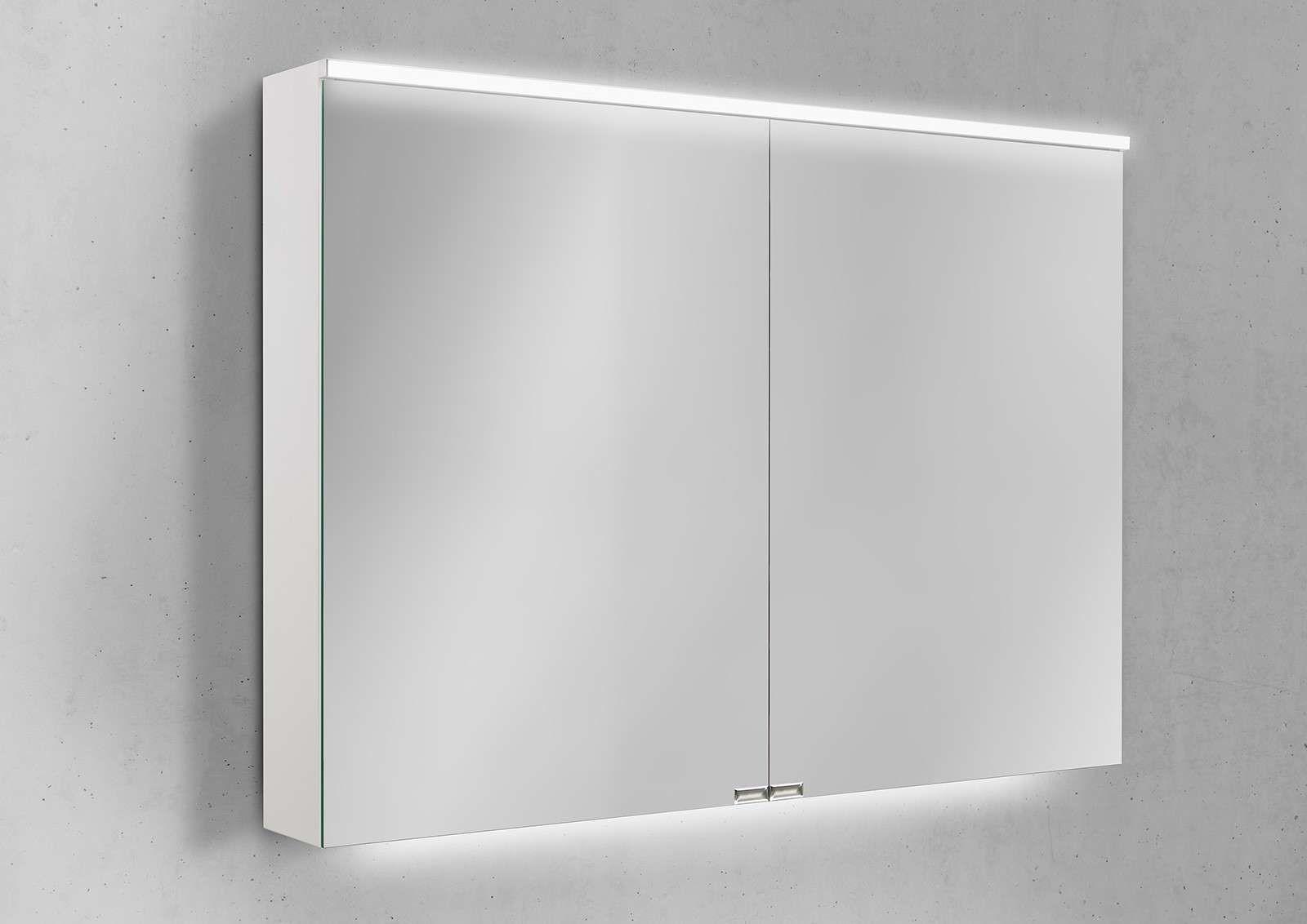 Designbaeder Com Spiegelschrank Spiegelschrank Beleuchtung Spiegelschrank Bad