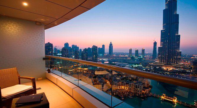 Dubai apartment view dubai marriot harbour hotel for Dubai luxury places