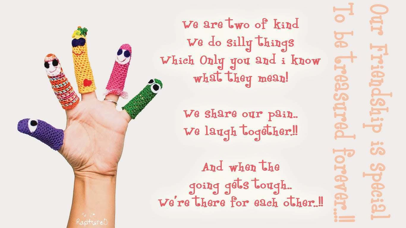 Friendship Quotes Friendship Day Quotes Friendship Day Poems Cute Friendship Quotes