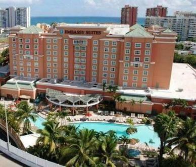 Emby Suites Hotel San Juan Puerto Rico