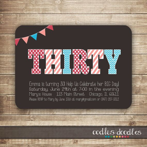 Best 25+ 50th Birthday Invitations Ideas On Pinterest