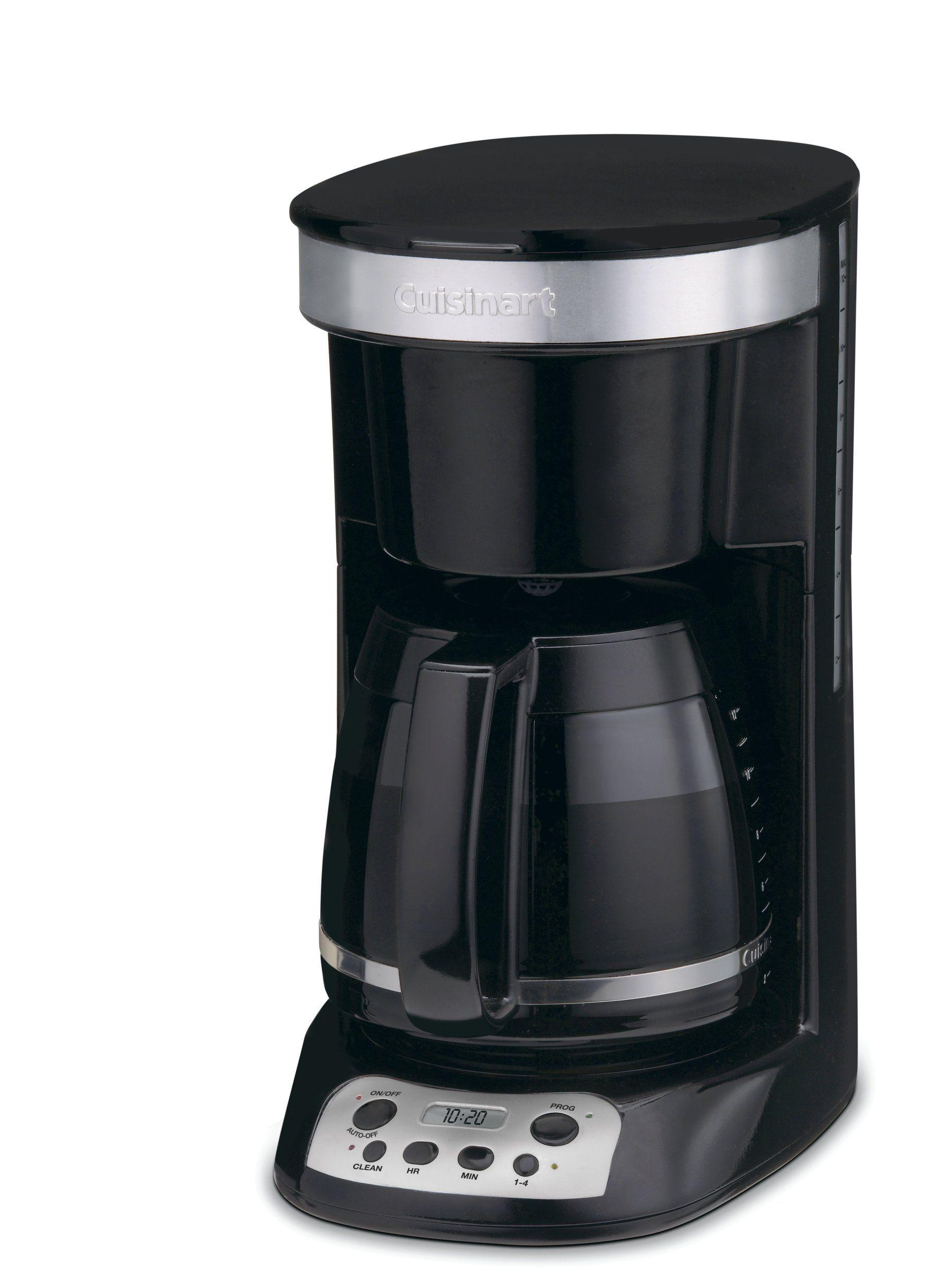 Cuisinart DCC750BK Flavor Brew 12Cup Coffeemaker Black