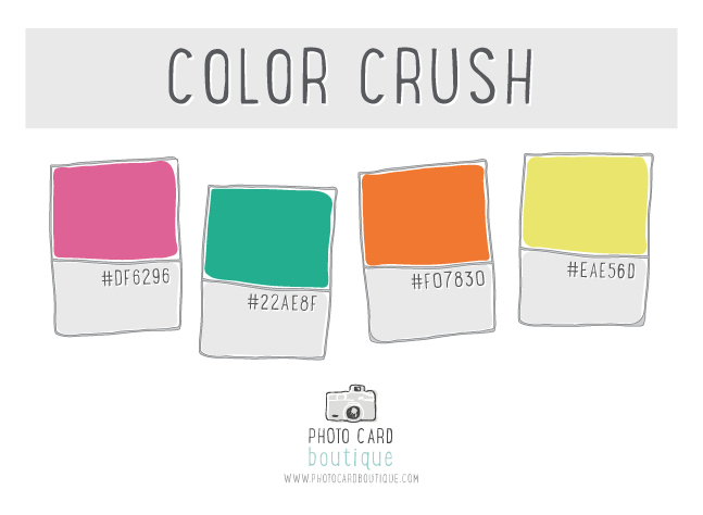 Color Crush - 8.28.2013
