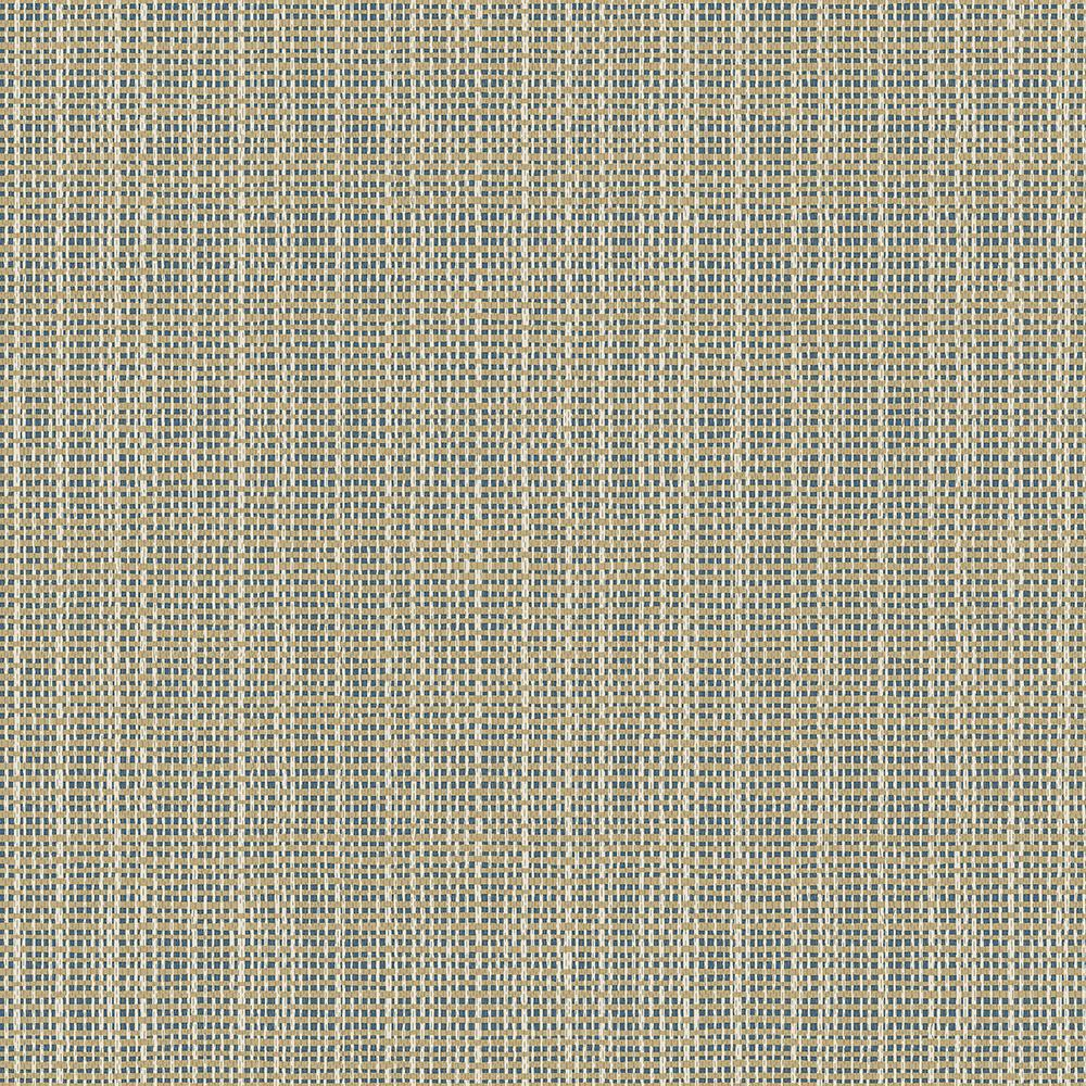 Chesapeake Kent Taupe Faux Grasscloth Wallpaper Sample