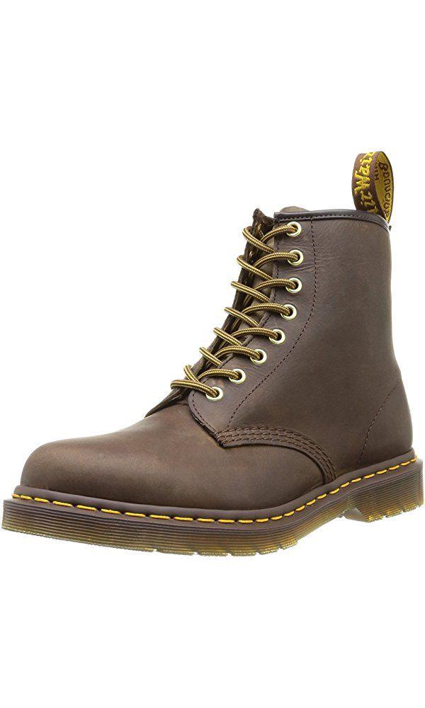 4f6bb1c80e Dr. Martens Unisex 1460 8-Eye Boot Aztec Crazy Horse Size UK 5 (7 M ...