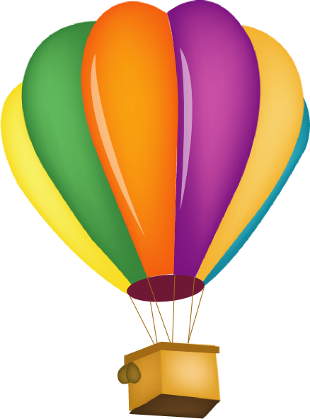Hot Air Balloon Clip Art Hot Air Balloon Clip Art ღ Kid S