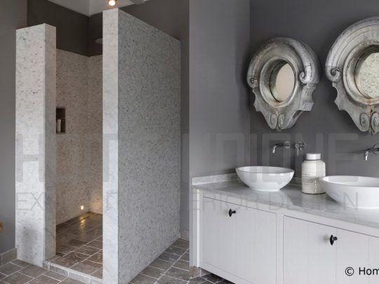 Badkamer Modern Landelijk : Verbouw grachtenpand modern landelijk badkamer pinterest de