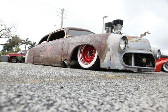 Low Rider Rat Rod!!!