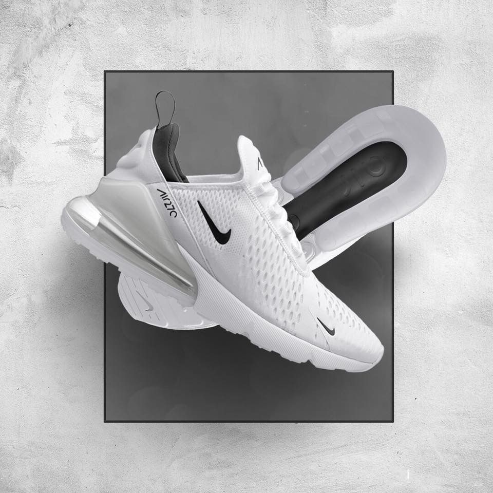 Nike Air Max 270 Nike Sport Photography Design Editorial Urban Sneaker Style Fashion Graphic Sneakers Nike Shoes Photography Sneakers Men Fashion
